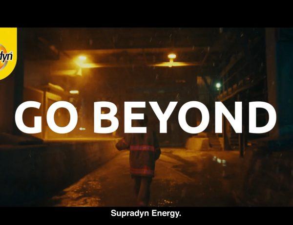 SUPRADYN , GO BEYOND,programapublicidad