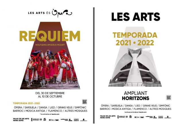 Serviceplan ,lanza , nueva, campaña , Les Arts, Ampliando Horizontes, programapublicidad