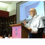Toni Segarra doctor honoris causa por la Universidad Nebrija