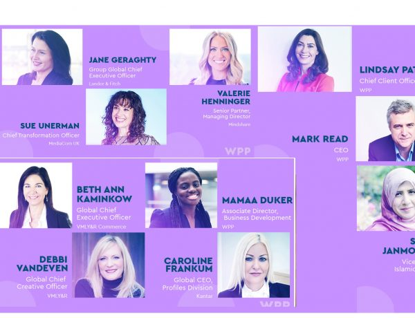 WPP , named , HERoes Women Role ,Model Lists ,2021 , championing ,women , business , creating , gender , diverse ,workplace. , programapublicidad