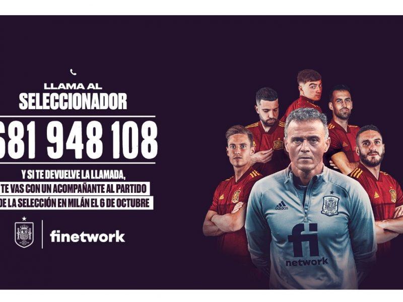 accion, ogilvy, teléfono ,Seleccionador,,número , Finetwork, aficionados ,futboleros ,programapublicidad