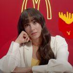 Aitana protagoniza la nueva campaña de McDonald's con TBWA\España.