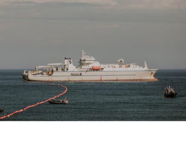 cable submarino ,Grace Hopper ,Google, llega ,España, barco,programapublicidad