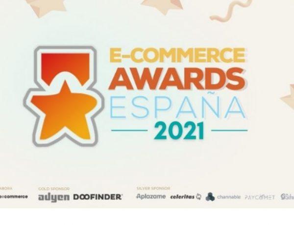 candidaturas , abiertas ,Ecommerce Awards 2021 ,mejor ,tienda online ,España, programapublicidad