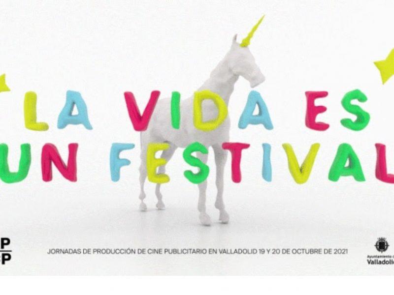 jornadas apcp, valladolid, 19 ,20 octubre ,la vida, es un festival, programapublicidad