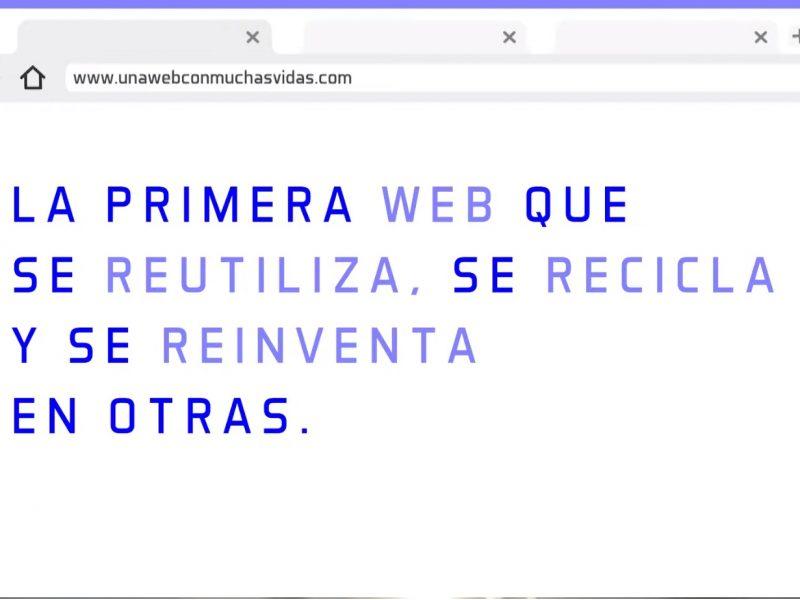 unawebconmuchasvidas, web, reutiliza, shackleton. programapublicidad