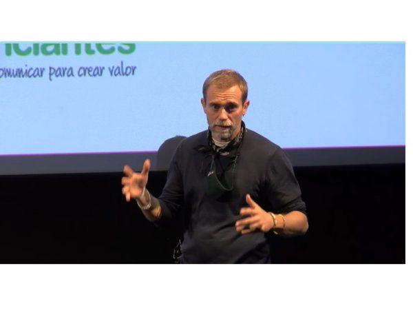 Albert Soler ,presidente ,APCP , presenta , documento,buenas practicas, agencia, anunciante, programapublicidad