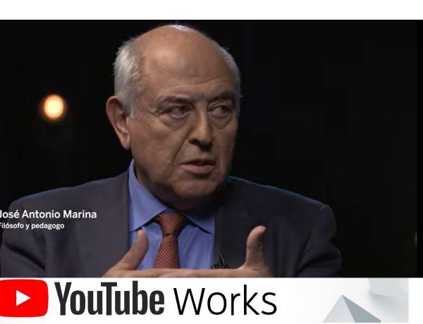 Aprendemos juntos, BBVA, Marina, youtube Works, programapublicidad