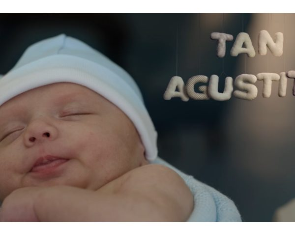 DODOT, PRESENTA, TAN AGUSTITO, SITCOM ,ONLINE , CINCO EPISODIOS, CREADA , VMLY&R, bebe , pareja, programapublicidad