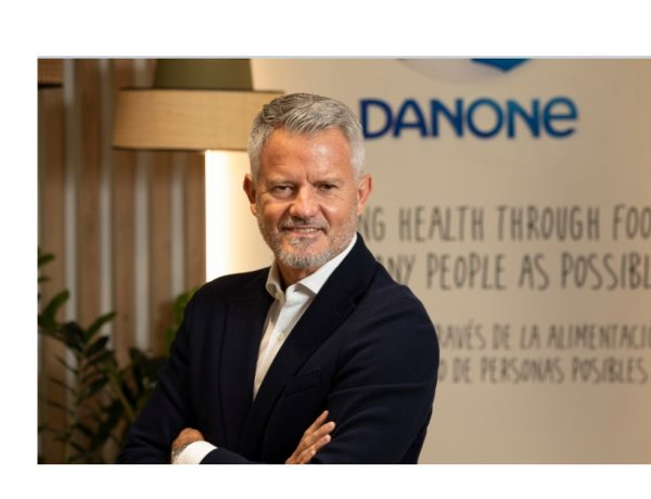 Daniel Ordóñez ,nuevo ,director general ,Danone Iberia,programapublicidad