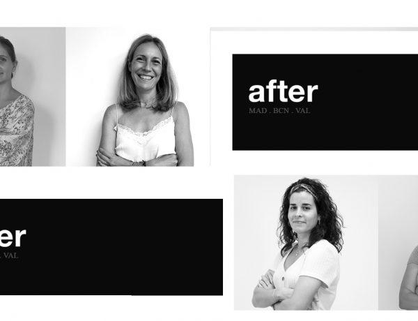 Elena Sánchez , Yaiza González, Laura Suárez ,Ana Gimeno ,After, programapublicidad