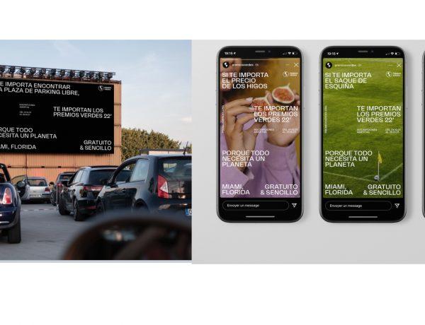 Felicidad, Chacho Puebla, ,nueva imagen ,corporativa ,campaña 2022 ,Premios Verdes,programapublicidad