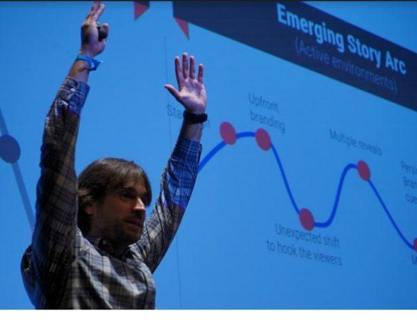 Jorge López, Industry Manager , Google Spain, #JornadasDeCinePublicitario , APCP, programapublicidad