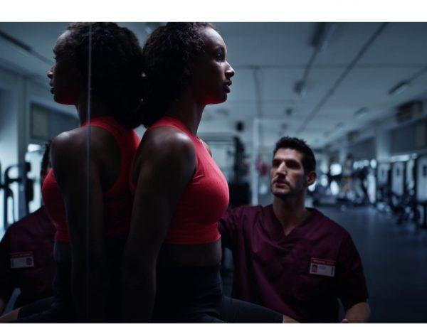 MAPFRE ,lanza ,Hasta donde quieras, atleta ,olímpica ,española ,María Vicente, programapublicidad