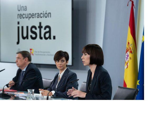 Ministros, portavoz ,Gobierno, Isabel Rodríguez, Luis Planas, Diana Morant, ,Consejo de Ministros, programapublicidad