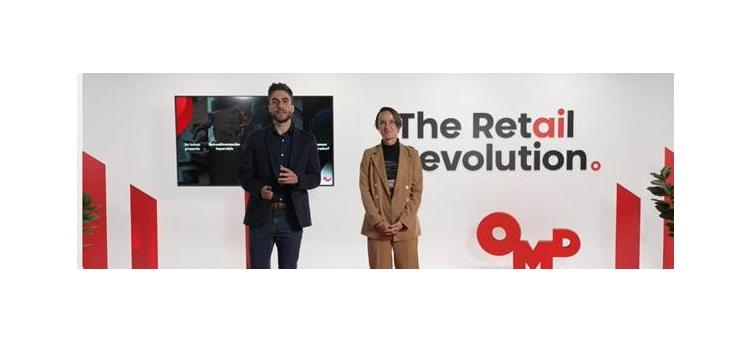 OMD , #TheRetailRevolution, Leiva,Darío Rodríguez, head of strategy , consumidor, programapublicidad