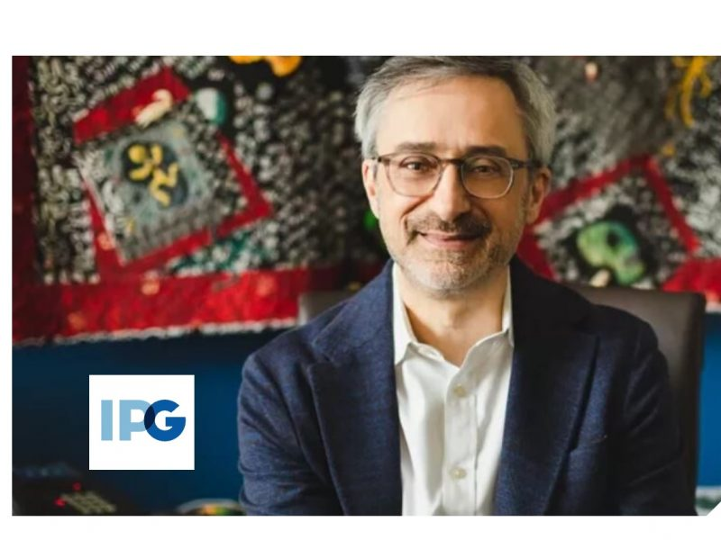 Philippe Krakowsky , chief executive , IPG, programapublicidad
