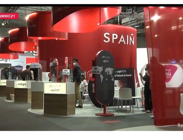 Red.es ,plazo , empresas españolas ,Pabellón de España , MWC Barcelona 2022,#MWC22 #SpainMWC22, programapublicidad