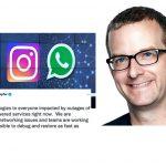 La interrupción de Facebook costó 140  millones de euros en ingresos publicitarios