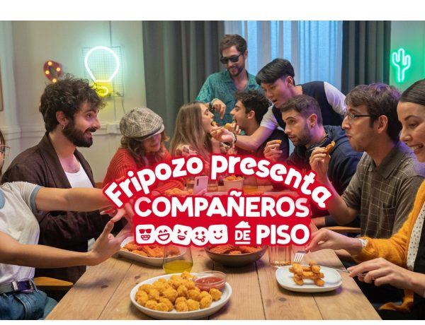 lanzamiento ,campaña ,Fripozo, Compañeros de piso, , agencia , independiente ,BTOB
