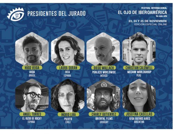 presidentes, jurado, el ojo, 2021, iberoamérica,programapublicidad